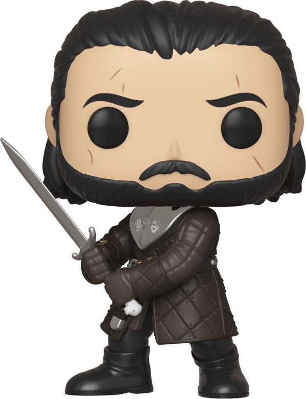 Figurka Funko POP TV: Game of Thrones S11 - Jon Snow 1
