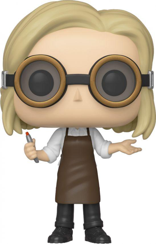 Figurka Funko POP TV: Doctor Who S4 - 13th Doctor w/Goggles 1