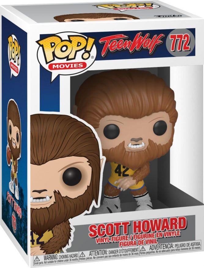 Figurka Funko POP Movies: Teen Wolf - Scott 1