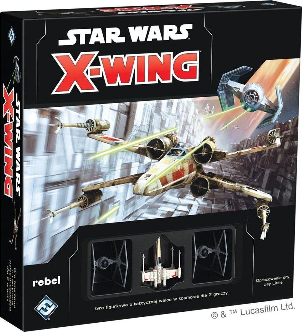 Rebel Star Wars: X-Wing -Zestaw podstawowy (druga edycja) 1