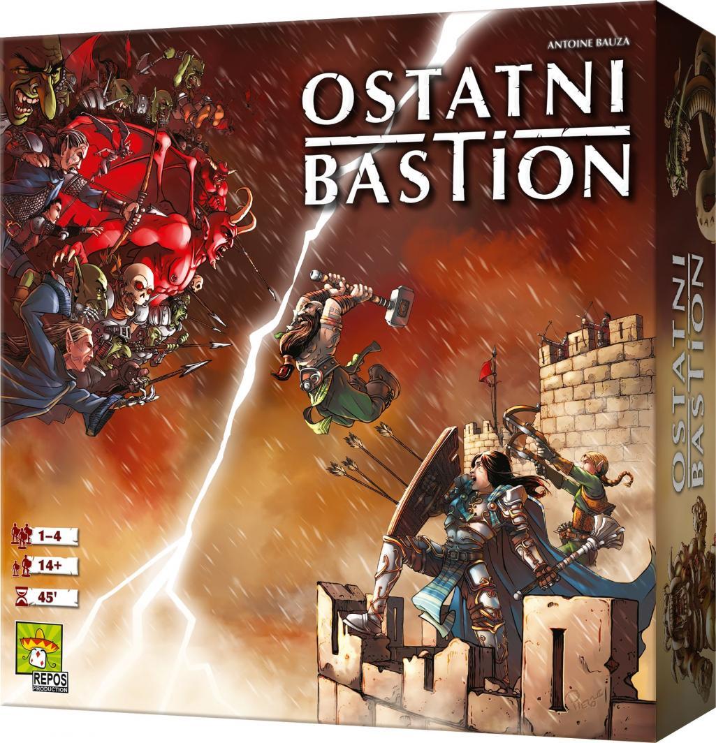 Rebel Gra planszowa: Ostatni Bastion 1