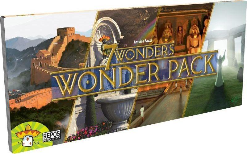 Repos Gra planszowa 7 Cudów Świata: Wonder Pack (edycja międzynarodowa) 1