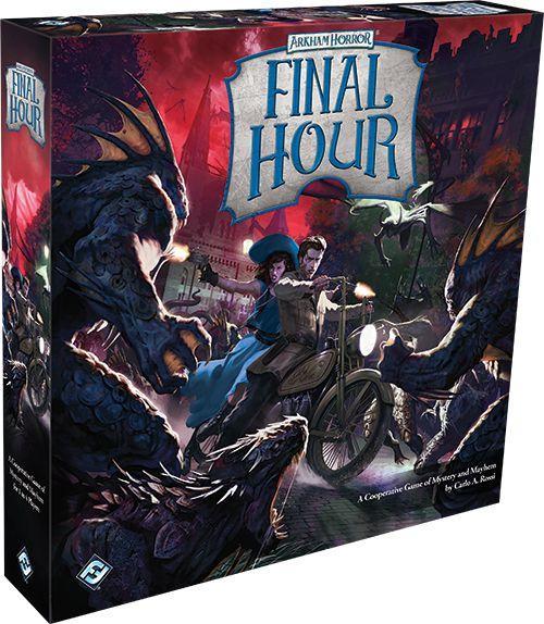 Fantasy Flight Games Gra planszowa Arkham Horror: Final Hour 1
