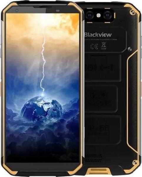 Smartfon Blackview BV9500 64 GB Dual SIM Czarno-złoty  1