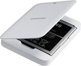 Bateria Samsung Bateria + cover Galaxy S5 Biały (EB KG900BWEGWW) ID produktu: 641239