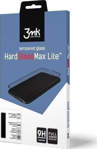 3MK Szkło hartowane Hard Glass Max Lite Samsung Galaxy A50s Czarne 1