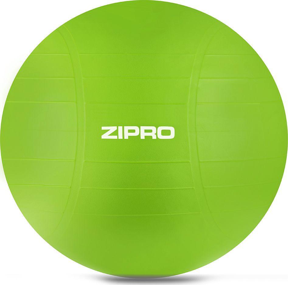 Zipro Piłka do ćwiczeń Anti-Burst 65cm lime green 1