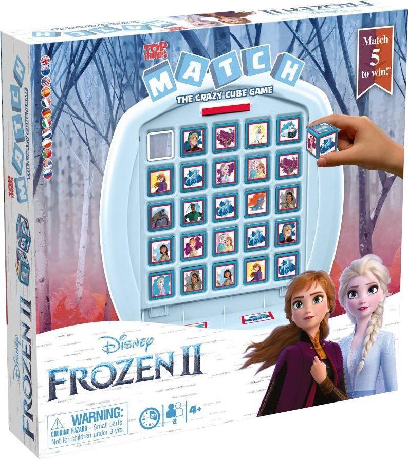 Winning Moves Top Trumps Match: Frozen 2 (Kraina lodu 2) 1