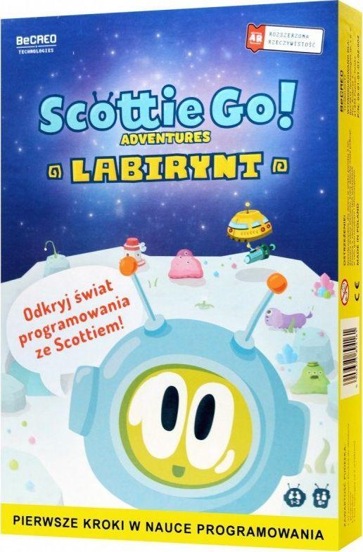BeCreo Scottie Go! Adventures - Labirynt 1