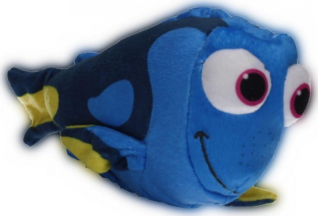 Mały pluszak Dory niebieski 1