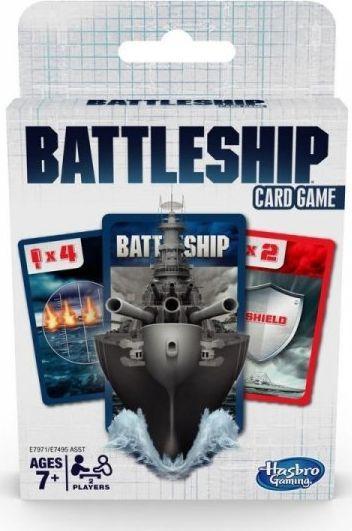 Hasbro Gra karciana Bitwa morska (E7971) 1