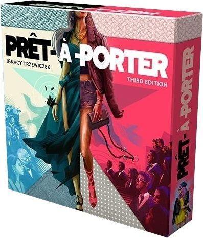 Portal Games Gra Pret a Porter (trzecia Edycja) 1