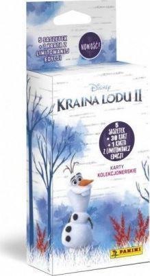 Panini Kolekcja Kraina Lodu Frozen II blister 1