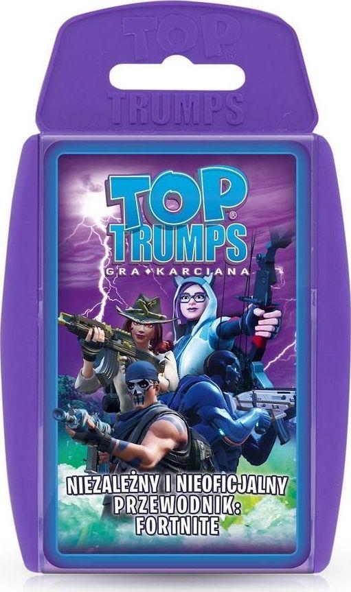 Winning Moves Top Trumps Niezależny i Nieoficjalny Przewodnik: Fortnite 1