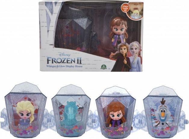 Dante Frozen II (Kraina Lodu) Magiczna komnata Nokk - Duch wody 1