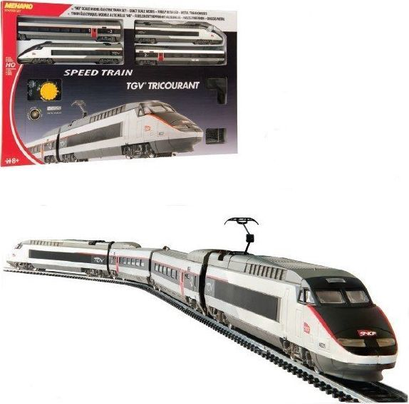 Mehano Zestae Startowy: TGV Tricourant SNCF 1