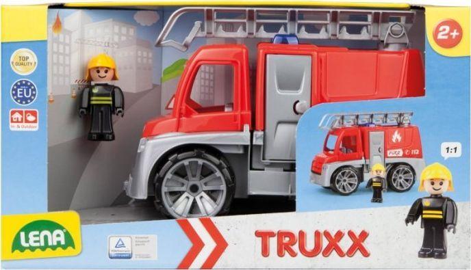 Lena Truxx Straż pożarna z drabiną pudełko 1