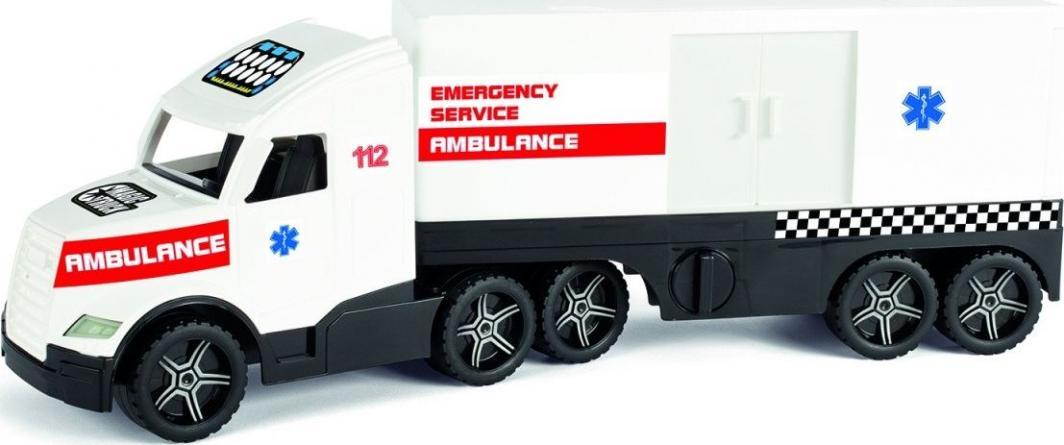 Wader Magic Truck Ambulans 1