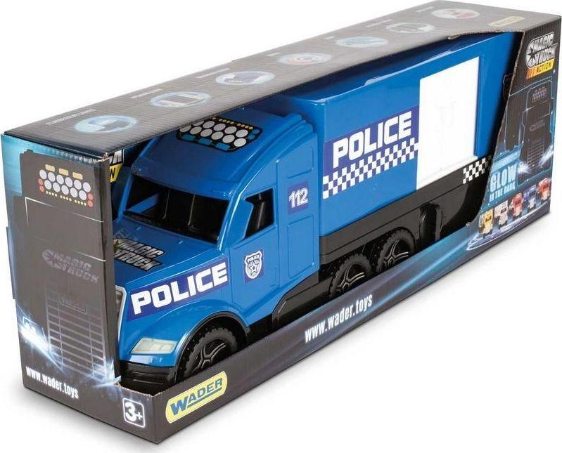 Wader Magic Truck Policja 1