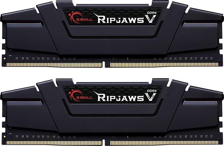 Pamięć G.Skill Ripjaws V, DDR4, 16 GB, 3600MHz, CL16 (F4-3600C16D-16GVKC) 1