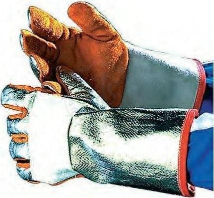 Weldline rękawice spawalnicze STOPCALOR (W000010420) 1