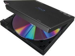 Napęd Pioneer BDR-XD05T Nagrywarka zewnętrzna USB 3.0 Czarna 1