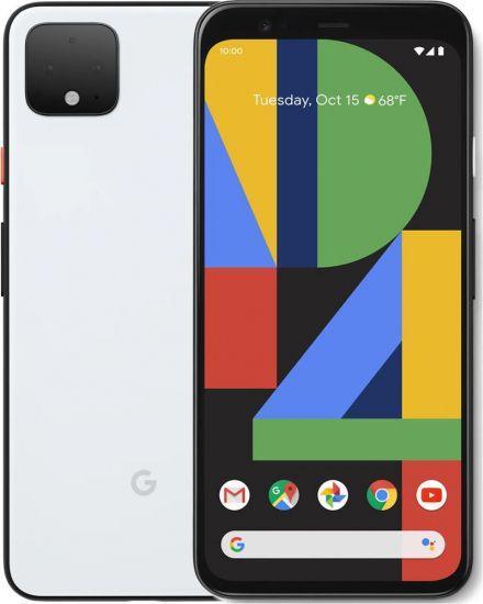Smartfon Pixel 4 64 GB Dual SIM Biały  (GA01188-DE) 1