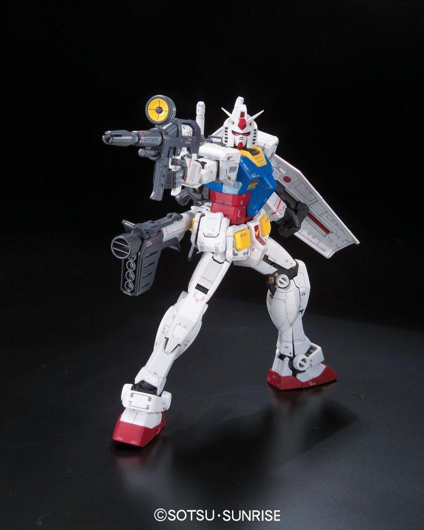 Figurka RG 1/144 RX-78-2 GUNDAMRX-78-2 1