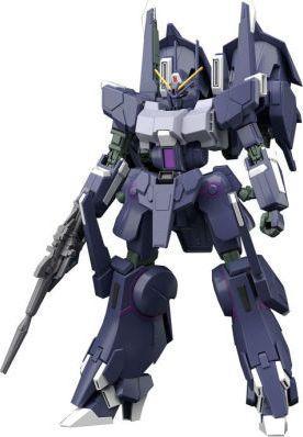 Figurka HGUC 1/144 ARX-014S Silver Bullet Suppressor 1