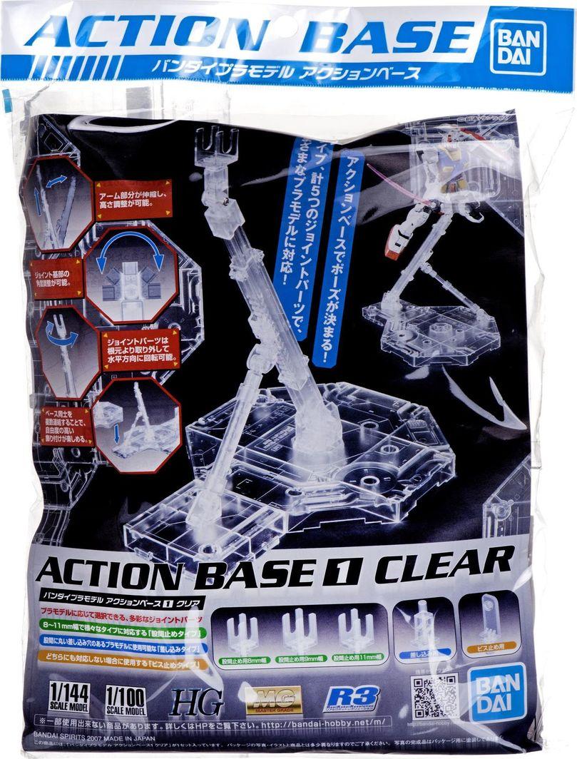 Figurka Action Base 1 Clear 1