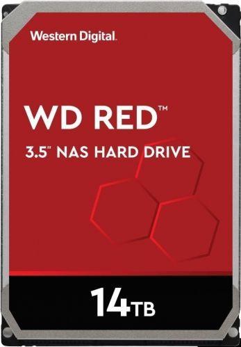 Dysk serwerowy WD Red 14 TB 3.5'' SATA III (6 Gb/s)  (WD140EFFX) 1