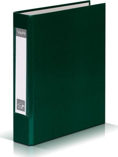 Segregator VauPe FCK 4-ringowy A5 40mm zielony (VAPE0062) 1