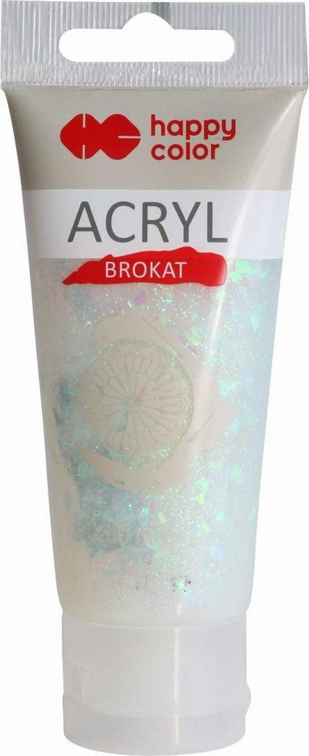 Happy Color Brokat akrylowy 60ml opalizujący 1