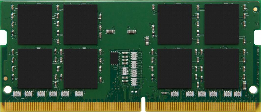 Pamięć do laptopa Kingston ValueRAM DDR4 SODIMM 16GB 3200MHz CL22 (KVR32S22D8/16) 1
