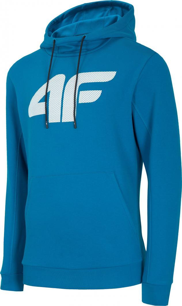 4f Bluza męska H4L20 BLM002 kobaltowa r. XXL ID produktu: 6427971