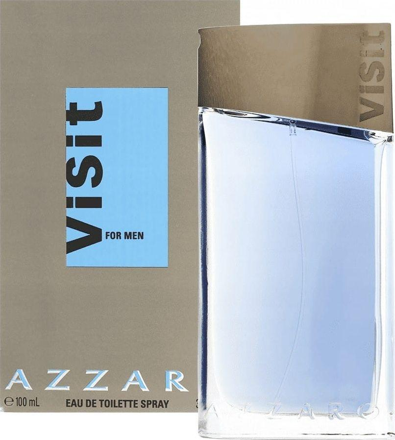 Azzaro Visit For Man EDT 100ml 1