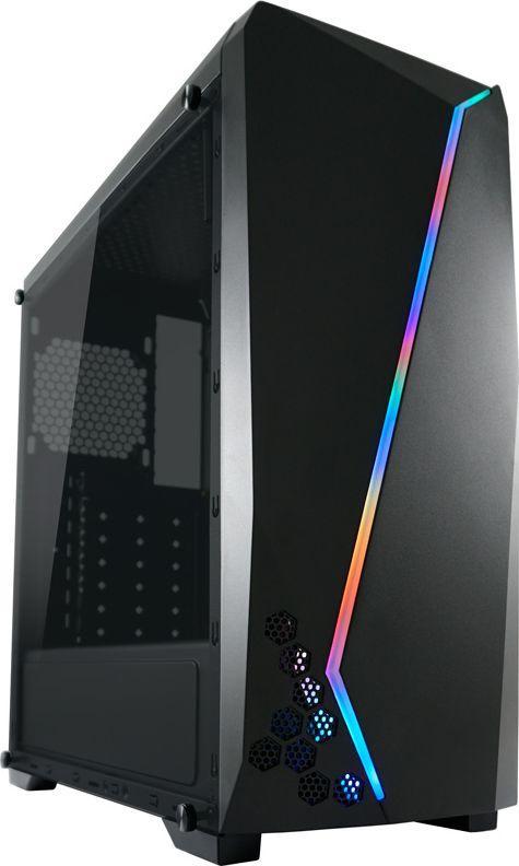 Obudowa LC-Power 700B Hexagon RGB (LC-700B-ON) 1
