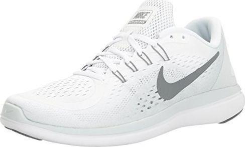 Nike Buty męskie Flex RN 2017 Running Shoe białe r. 41 ID produktu: 6431113