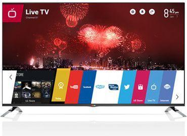Telewizor LG LED 55'' Full HD webOS  1
