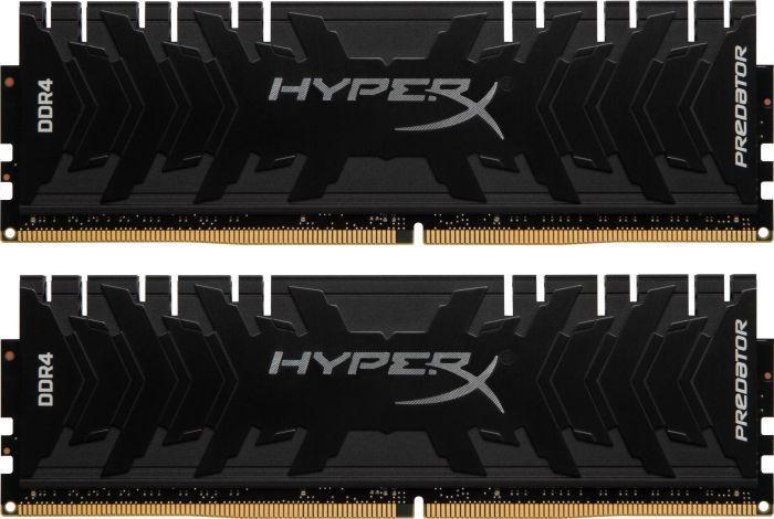 Pamięć HyperX Predator, DDR4, 16 GB, 4600MHz, CL19 (HX446C19PB3K2/16) 1