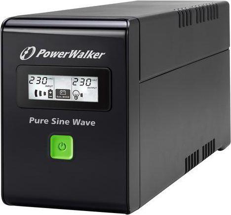UPS PowerWalker VI 600 SW FR (10120085) 1