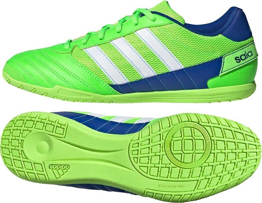 Adidas Buty adidas Super Sala IN FV2564 FV2564 zielony 43 13 ID produktu: 6438266