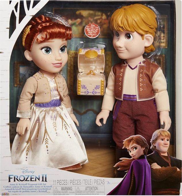 Jakks Pacific Frozen 2 Anna i Kristoff 1