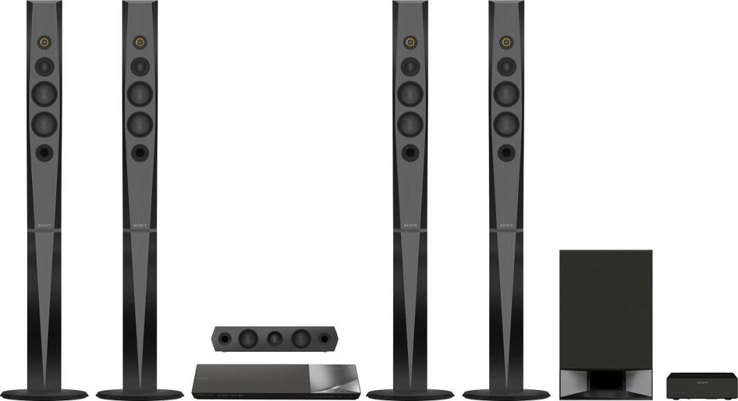 Kino domowe Sony BDV-N9200WB black 1