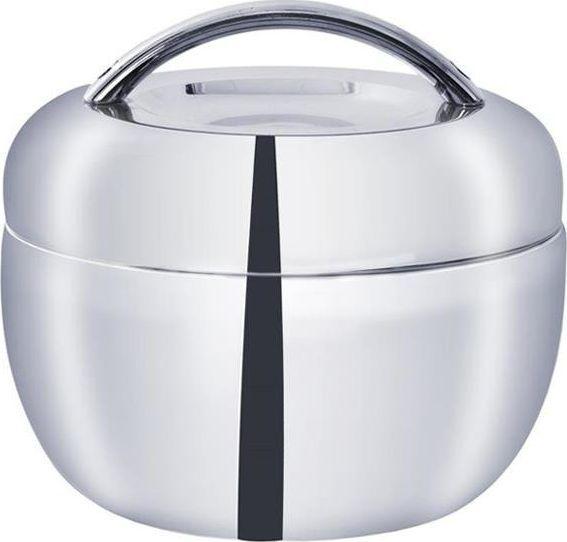 Orion Termos obiadowy Apple 800ml srebrny 1