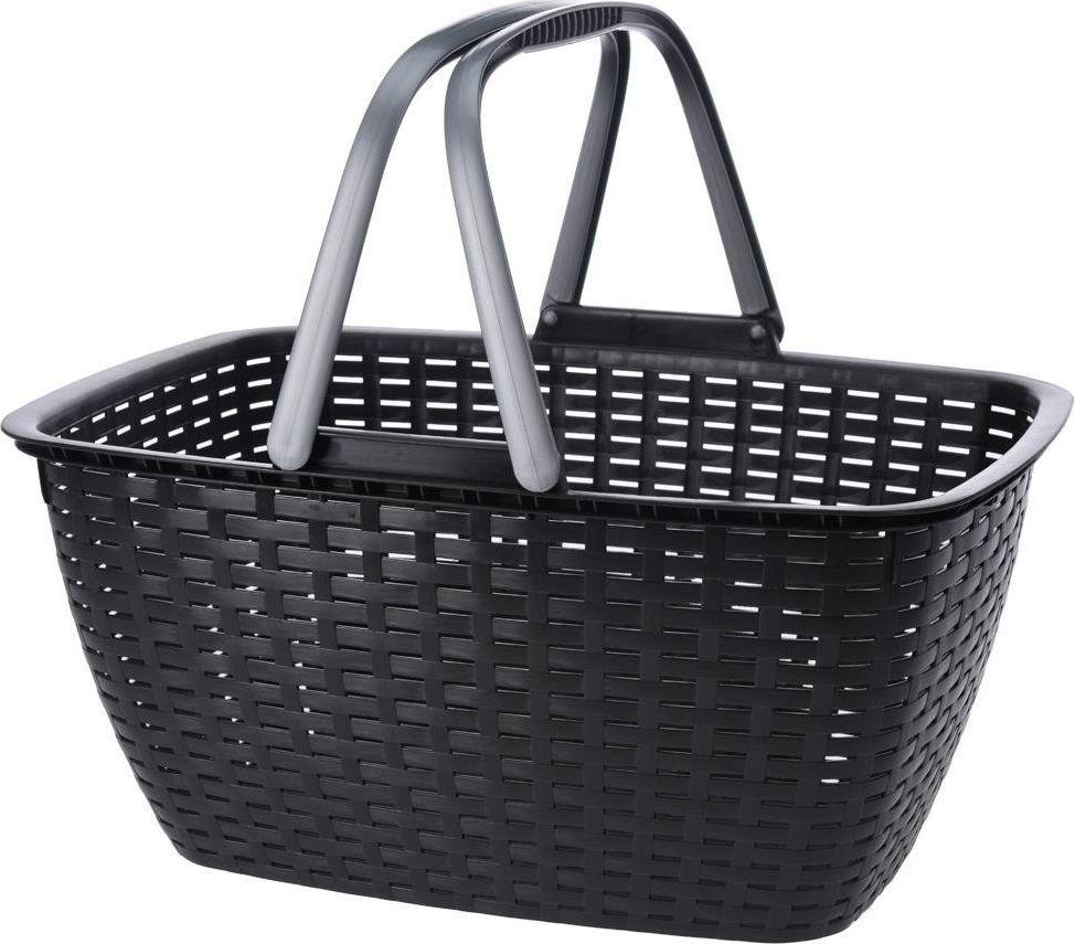 Storage Solutions Koszyk KOSZ torba pojemnik na zakupy piknik grzyby uniwersalny 1