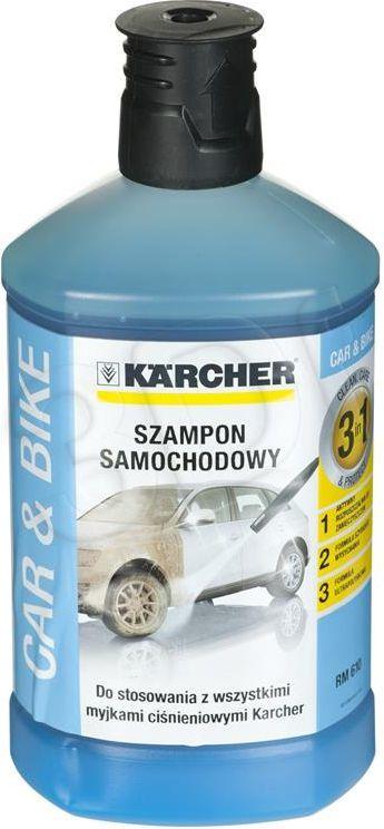 Karcher Szampon samochodowy 3in1 1L (6.295-750.0) 1