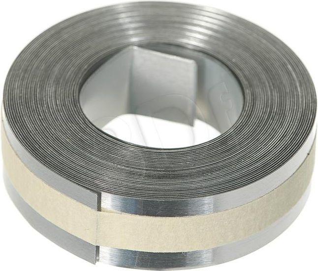 Dymo Taśma aluminiowa samoprzylepna 12mm x 3.65m Srebrna (S0720180) 1