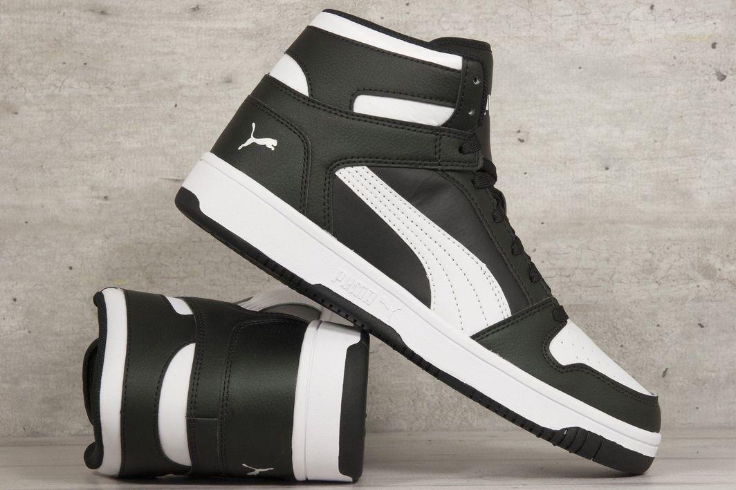 Puma Buty męskie Rebound LayUp czarne r. 41 (369573 01) ID produktu: 6442022