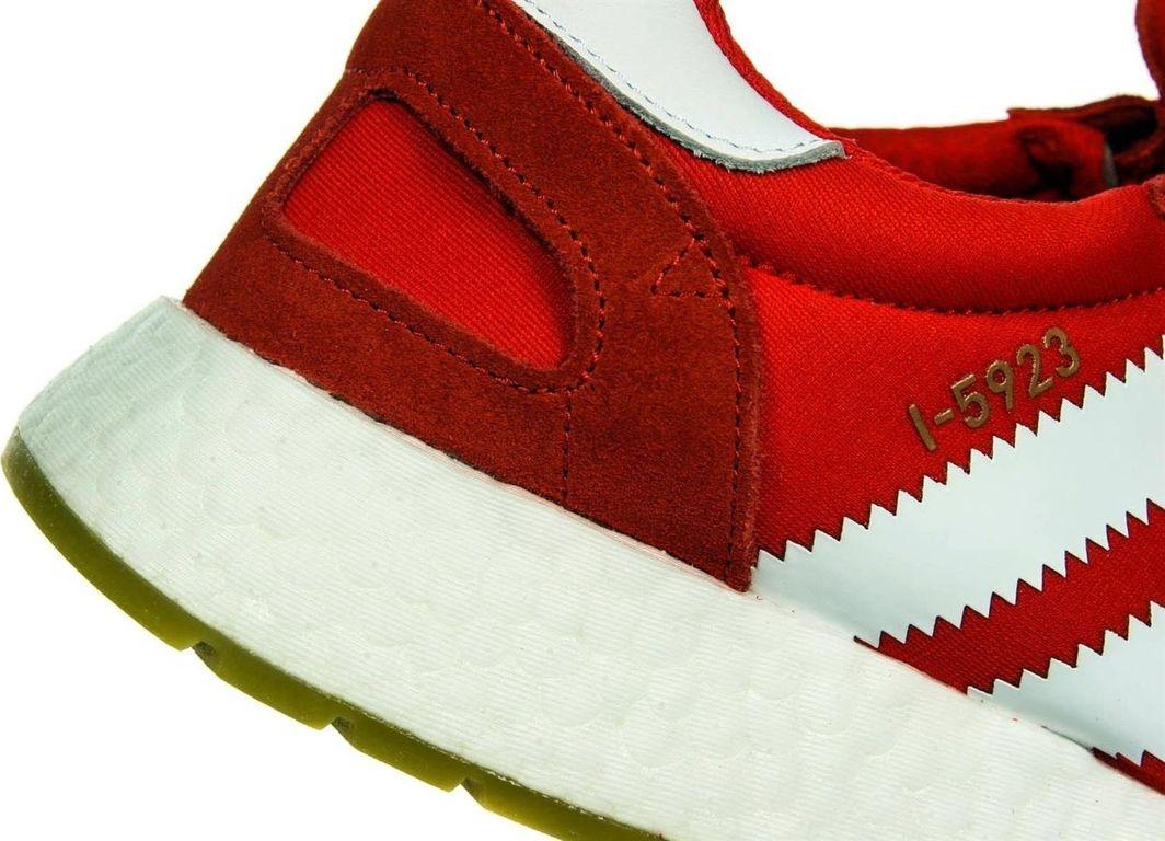 Adidas Buty męskie Iniki Runner I 5923 czerwone r. 43 (BB2091) ID produktu: 6442079